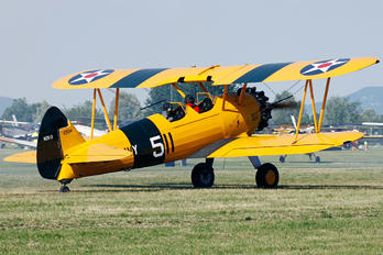 N4410 - Private Boeing Stearman, Kaydet (all models)