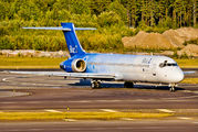 OH-BLJ - Blue1 Boeing 717 aircraft