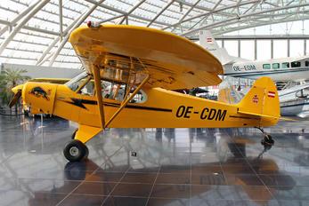 OE-CDM - The Flying Bulls Piper PA-18 Super Cub