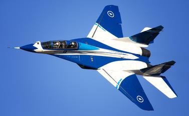 01 - MiG Design Bureau Mikoyan-Gurevich MiG-29UB