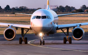 D-AIPZ - Germanwings Airbus A320