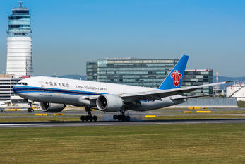 B-2081 - China Southern Airlines Cargo Boeing 777-200F