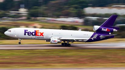 N628FE - FedEx Federal Express McDonnell Douglas MD-11F
