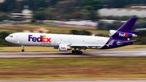 N628FE - FedEx Federal Express McDonnell Douglas MD-11F aircraft