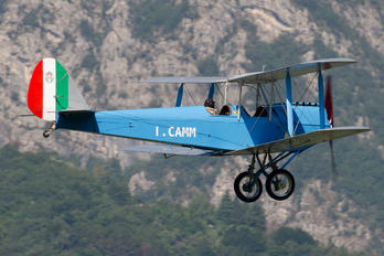 I-CAMM - Private Caproni Ca.100 Caproncino