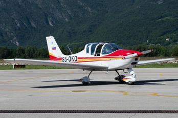 S5-DKD - Private Tecnam P2002 JF