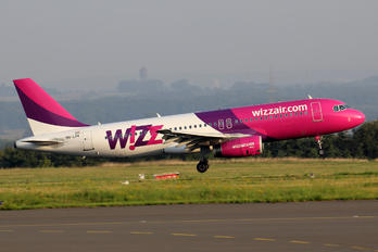 HA-LPK - Wizz Air Airbus A320