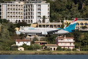 LX-LGV - Luxair Boeing 737-800 aircraft