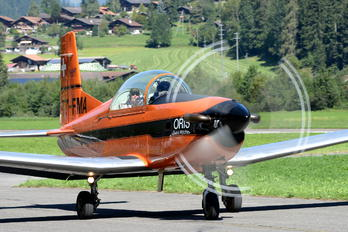 T7-FMA - Private Pilatus PC-7 I & II