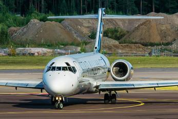 OH-BLP - Blue1 Boeing 717