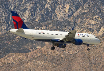 N378NW - Delta Air Lines Airbus A320