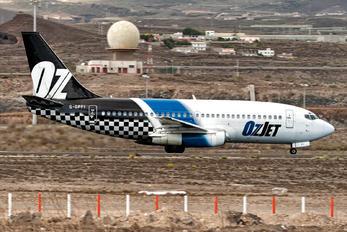 G-GPFI - European Aircharter Boeing 737-200