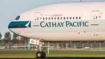 B-KQA - Cathay Pacific Boeing 777-300ER aircraft
