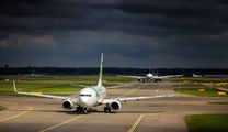 PH-HZK - Transavia Boeing 737-800 aircraft
