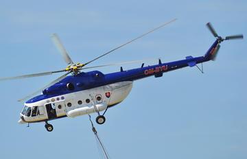 OM-BYU - Slovakia -  Air Force Mil Mi-17