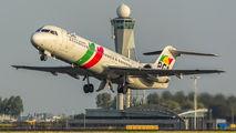 CS-TPF - PGA Portugalia Fokker 100 aircraft