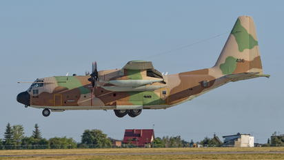 436 - Israel - Defence Force Lockheed KC-130H Hercules
