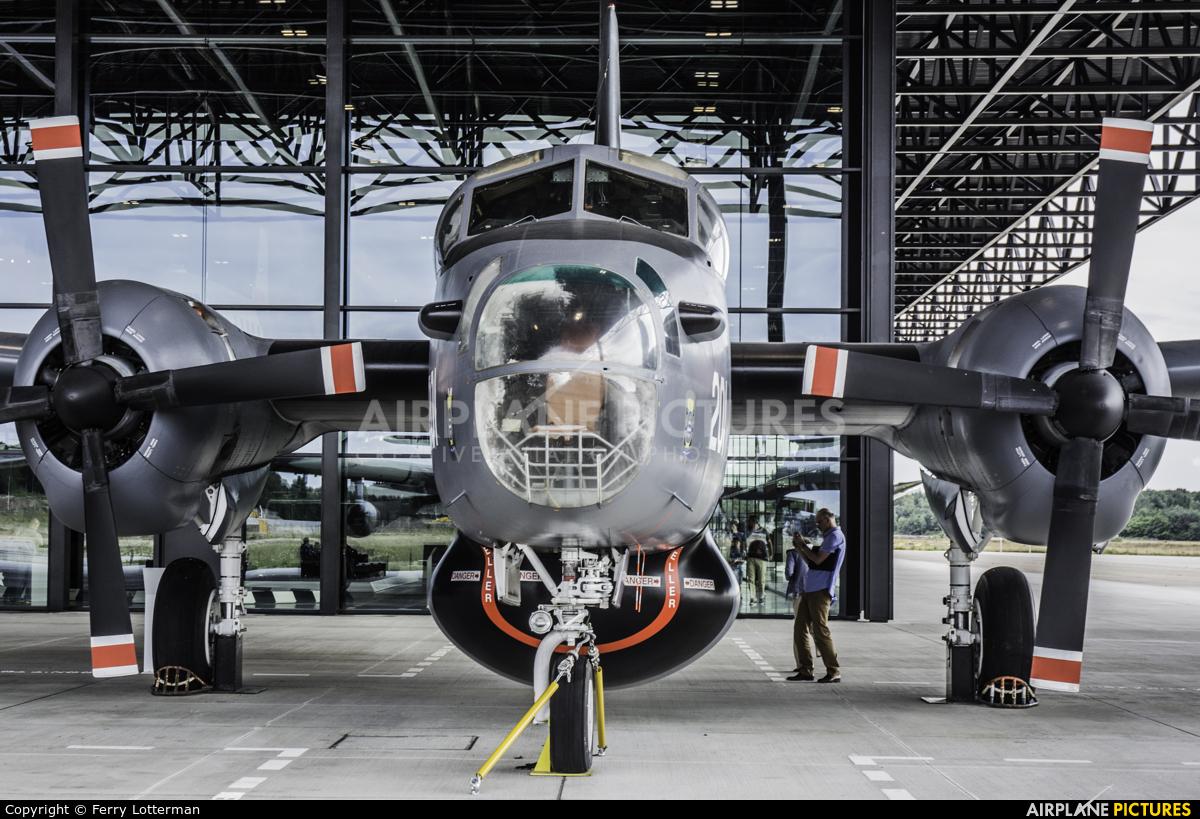 Netherlands - Navy 201/V aircraft at Soesterberg - Nationaal Militair Museum
