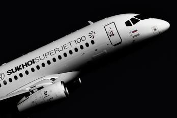 97006 - Sukhoi Design Bureau Sukhoi Superjet 100LR