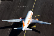 G-EZIT - easyJet Airbus A319 aircraft