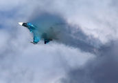 38 - Russia - Air Force Sukhoi Su-34 aircraft