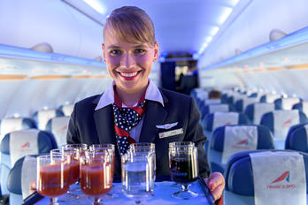 EI-VKO - - Aviation Glamour - Aviation Glamour - Flight attendant