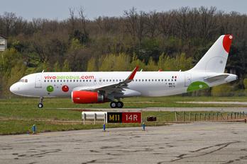 F-WWIY - VivaAerobus Airbus A320