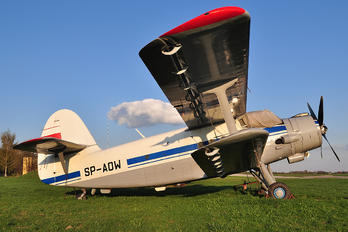 SP-AOW - Private PZL An-2