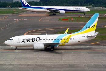 JA12AN - ANA - All Nippon Airways Boeing 737-700