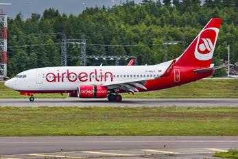 D-ABLD - Air Berlin Boeing 737-700