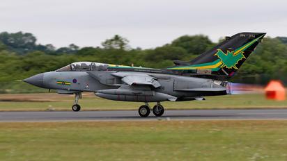 ZA456 - Royal Air Force Panavia Tornado GR.4 / 4A