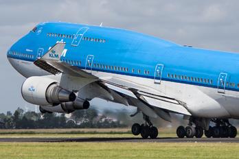 PH-BFE - KLM Boeing 747-400