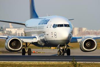 D-ABEU - Lufthansa Boeing 737-300