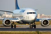 D-ABEU - Lufthansa Boeing 737-300 aircraft