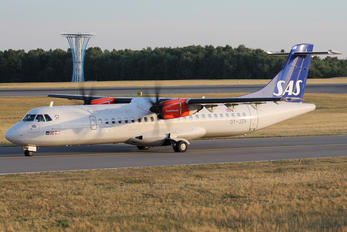 OY-JZH - SAS - Scandinavian Airlines ATR 72 (all models)