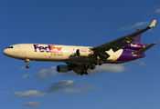 N624FE - FedEx Federal Express McDonnell Douglas MD-11F aircraft