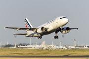 F-GRHJ - Air France Airbus A319 aircraft