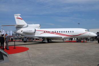 F-HGHF - Dassault Aviation Dassault Falcon 7X