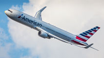 N349AN - American Airlines Boeing 767-300ER aircraft