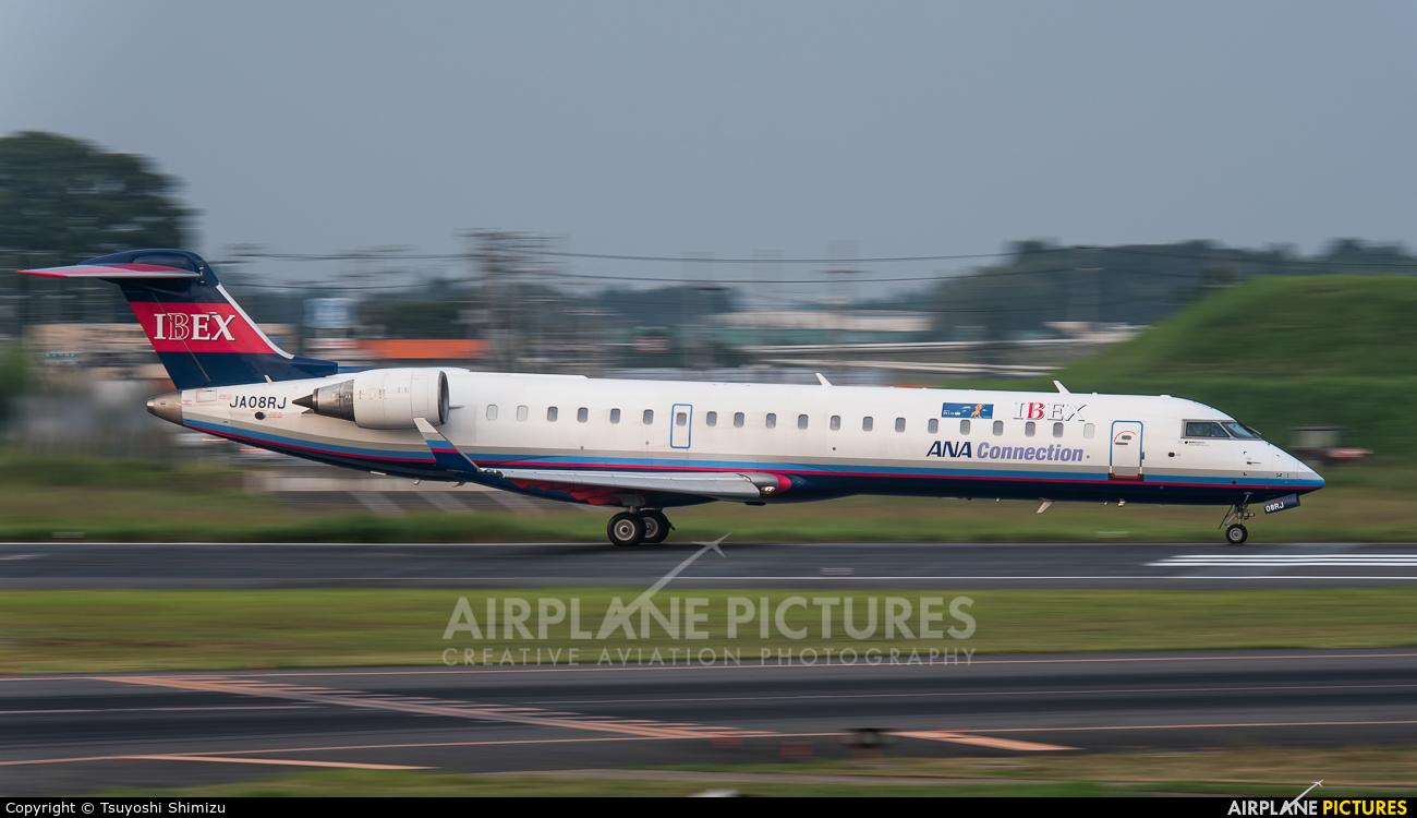 Ibex Airlines - ANA Connection JA08RJ aircraft at Tokyo - Narita Intl