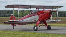 D-MSZR - Private Platzer Kiebitz aircraft
