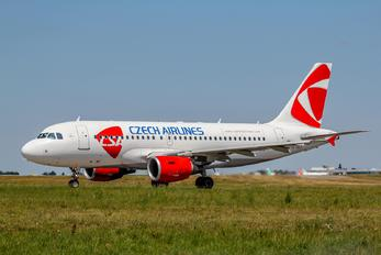 OK-PET - CSA - Czech Airlines Airbus A319