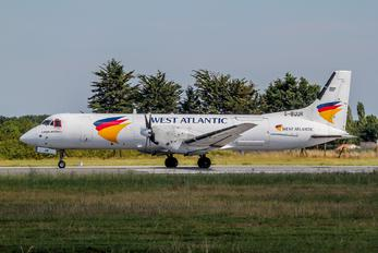 G-BUUR - West Atlantic British Aerospace ATP