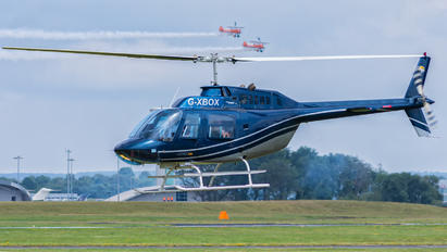 G-XBOX - Private Bell 206B Jetranger III