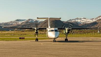 LN-WIM - Widerøe de Havilland Canada DHC-8-100 Dash 8