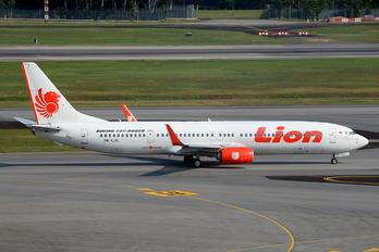 PK-LJG - Lion Airlines Boeing 737-900ER