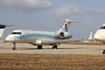 5A-UAC - United Aviation Bombardier BD-700 Global 5000