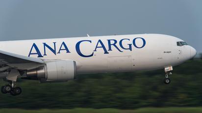 JA604F - ANA Cargo Boeing 767-300F