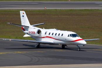 D-CSEB - Private Cessna 560XL Citation XLS