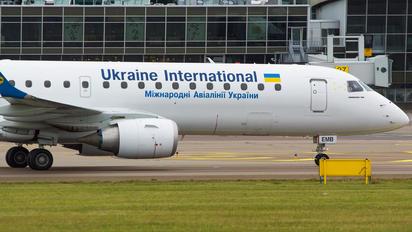 UR-EMB - Ukraine International Airlines Embraer ERJ-190 (190-100)